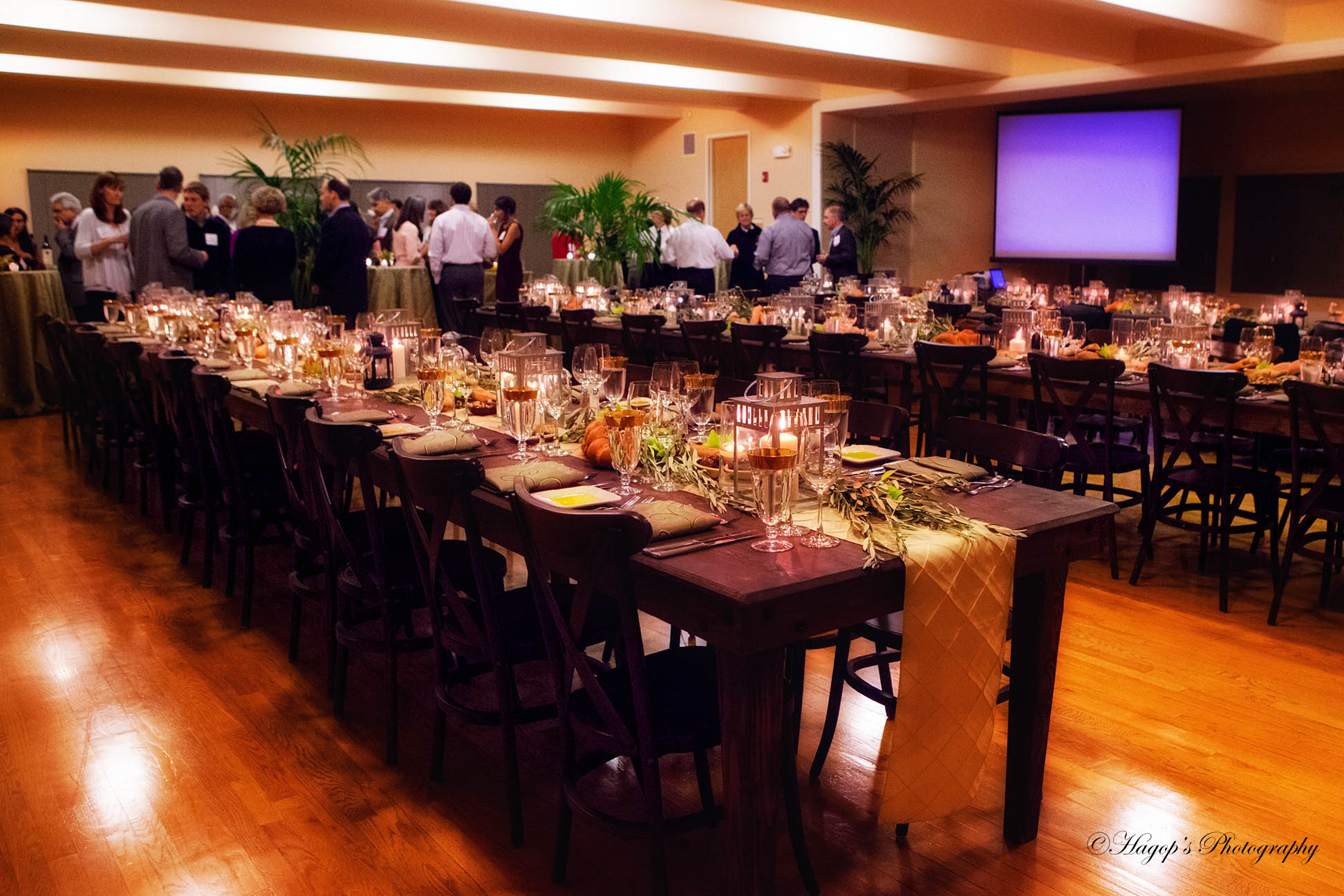corporate event at stanford