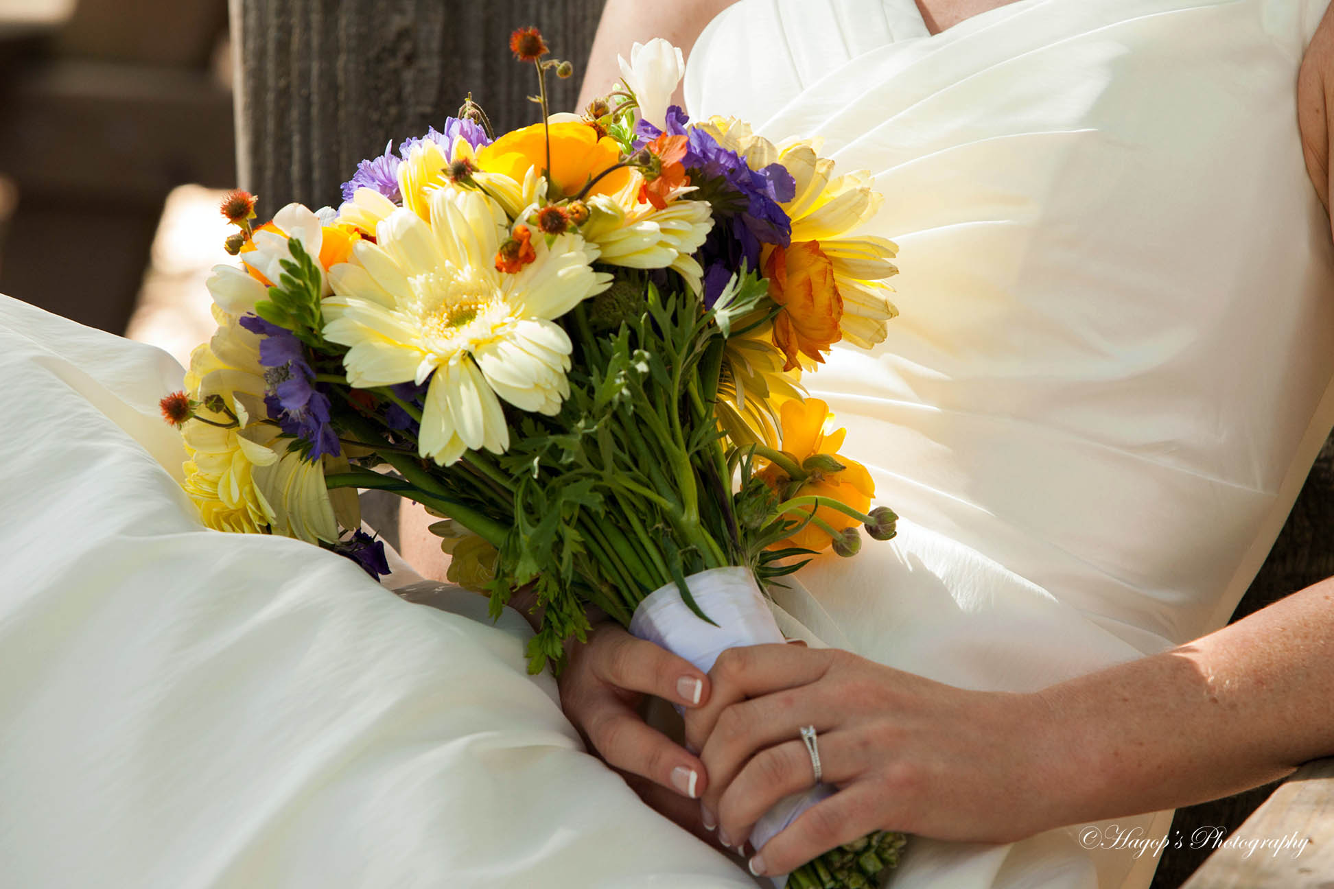 bride's bouquet photo