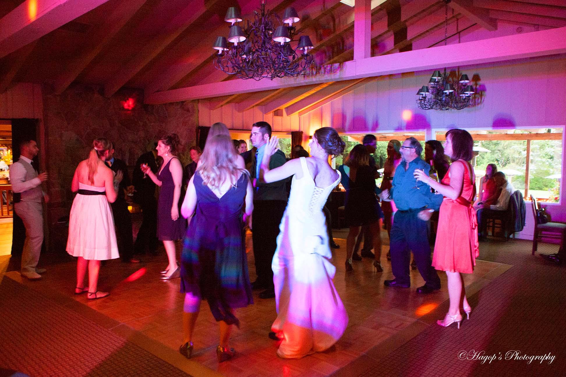 bride dancing photo