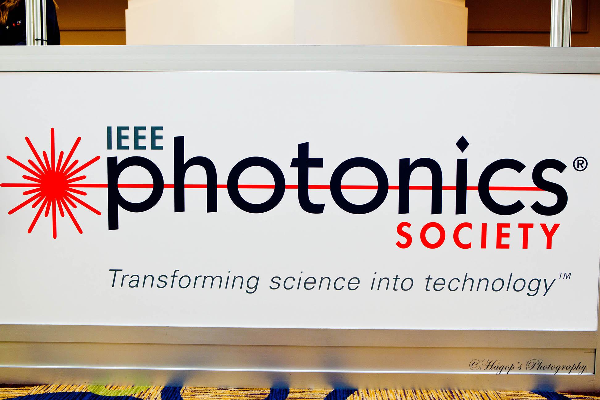 photonics society sign