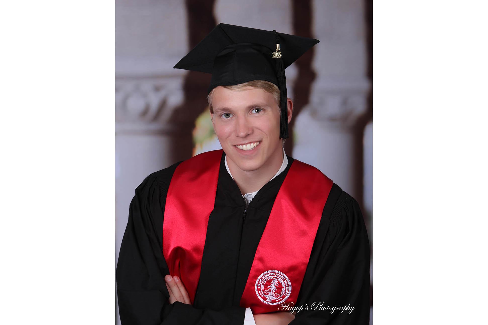 male stanford graduate