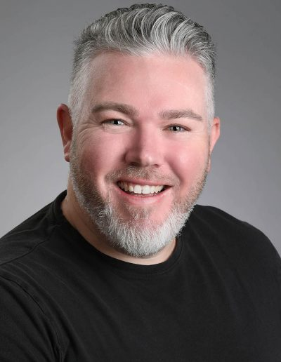 ceo headshot of a man with beard