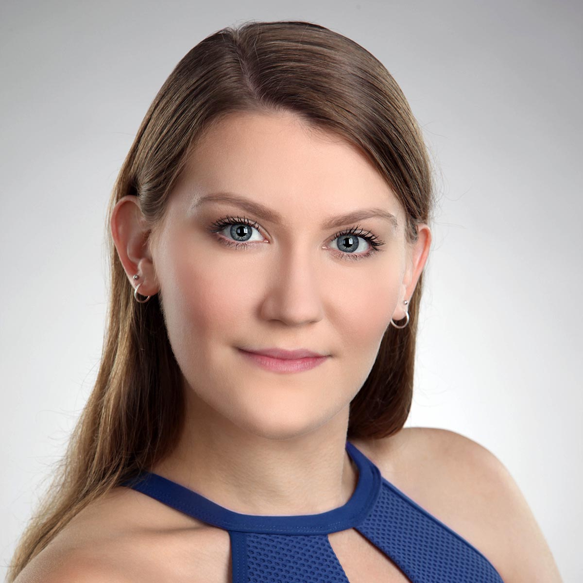 female portrait for acting