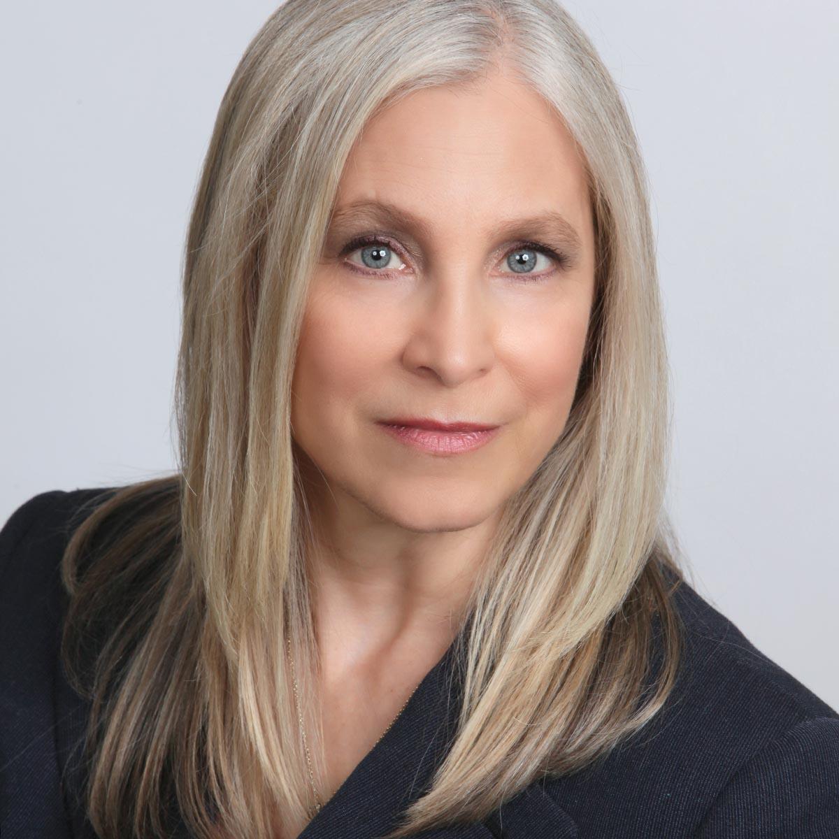 female portrait with makeup