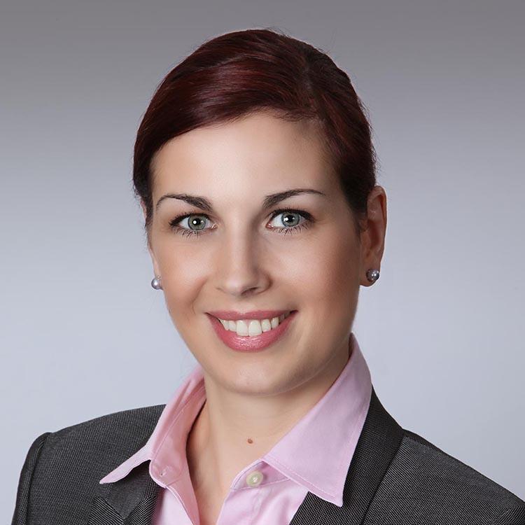 female professional executive headshot